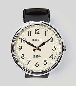 NEWGATE Electric Grand Chrome Watch