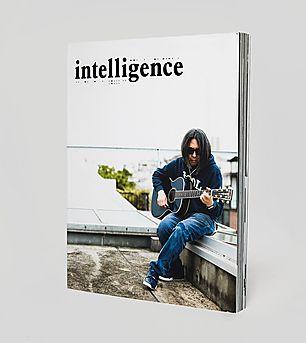 Intelligence Magazine - Issue 01