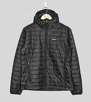 Patagonia Nano Hooded Puff Jacket
