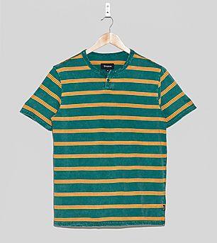 Brixton Cohen Henley T-Shirt