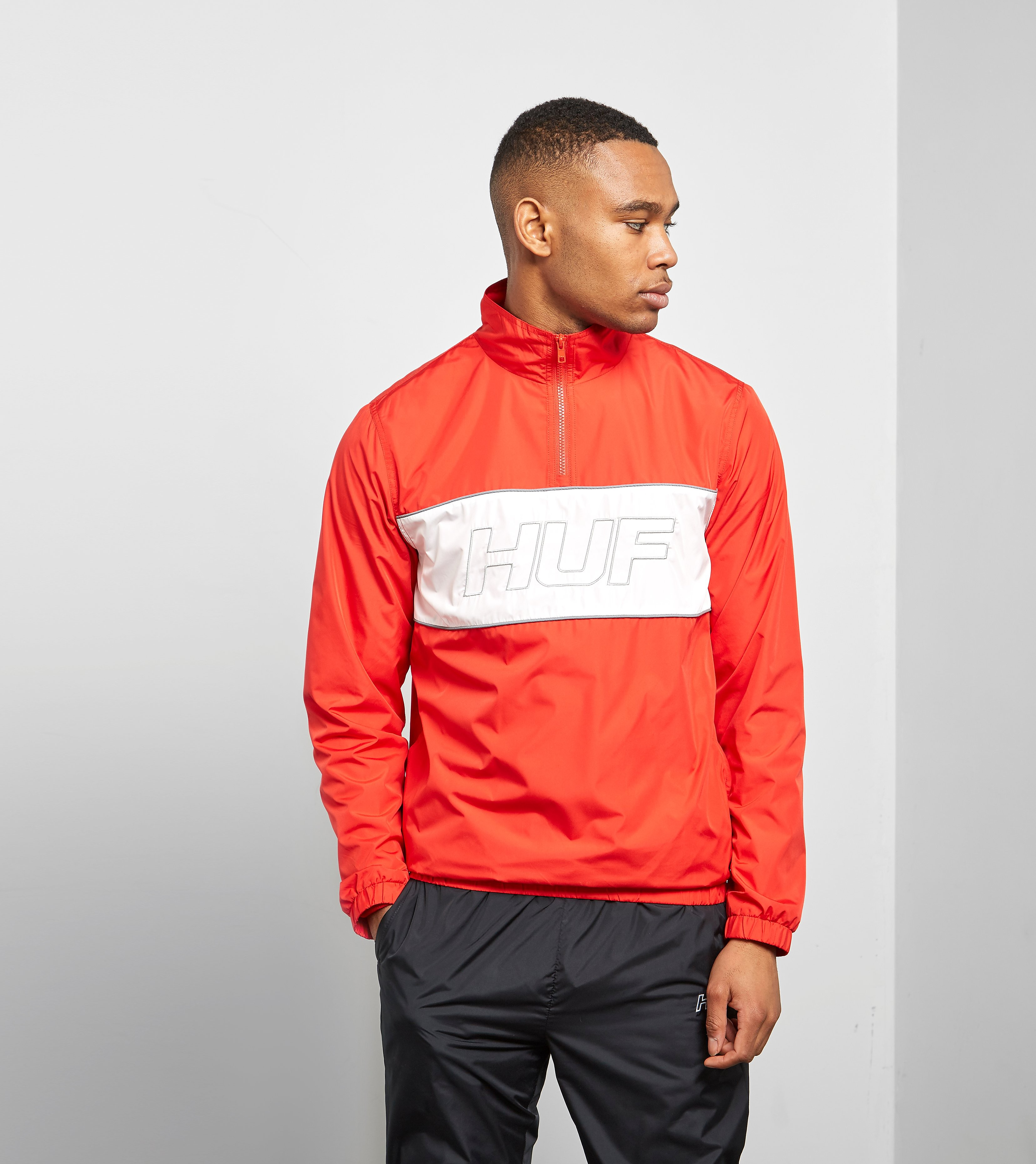 HUF Stadium Half Zip Trainingsjack