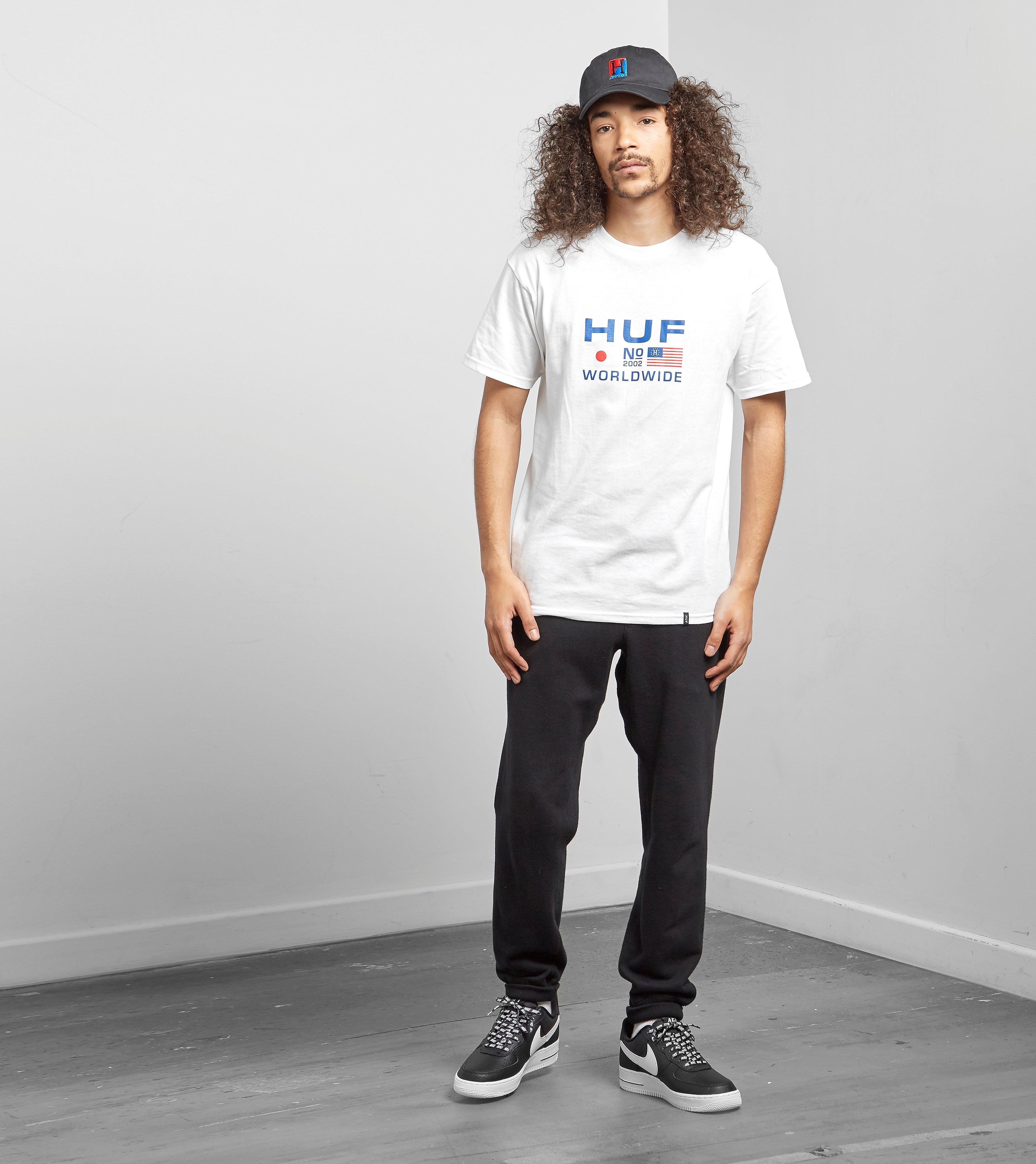 HUF Stadium Sponsor T-Shirt