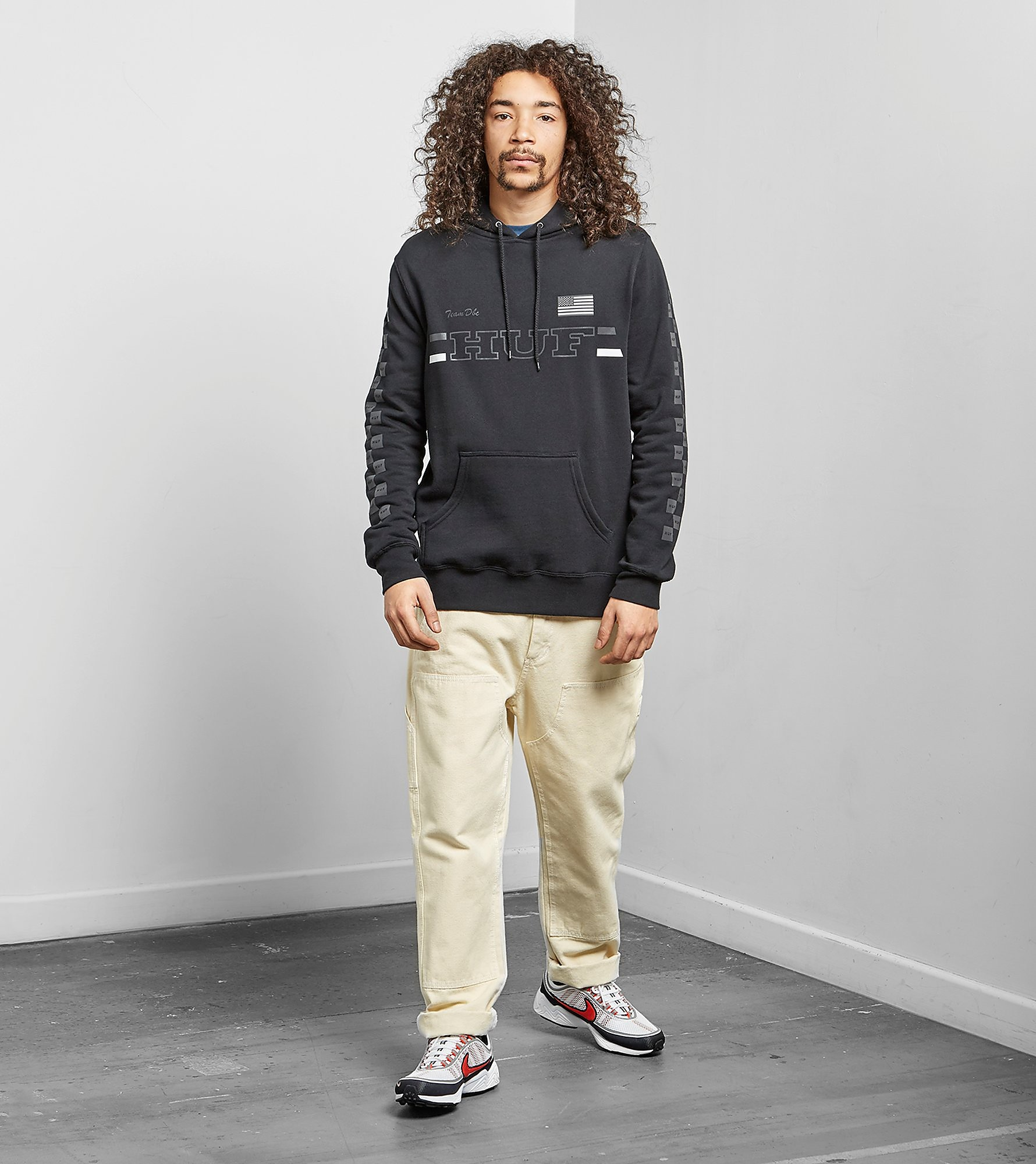 HUF Blackout Team Hoody