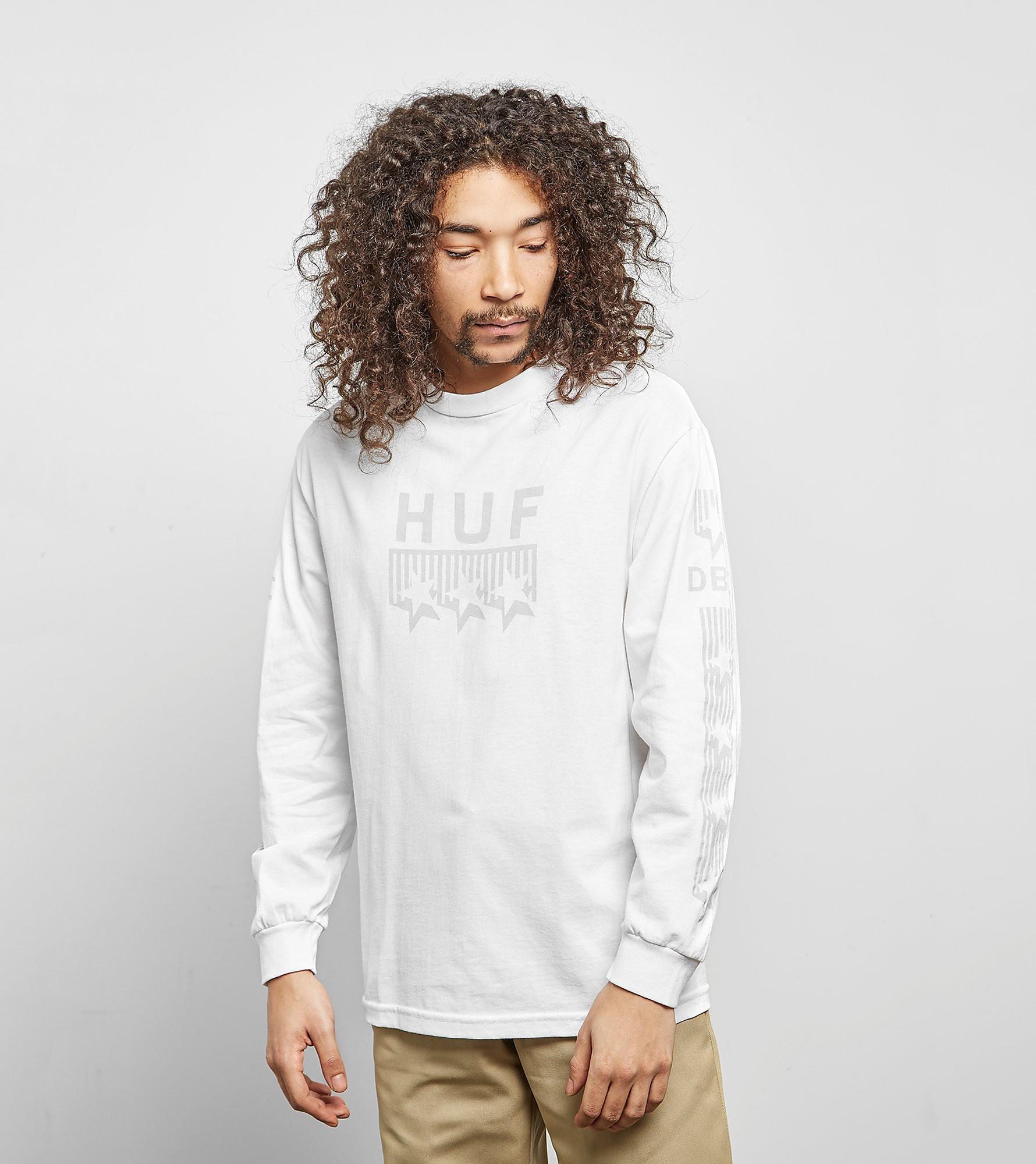 HUF Blackout DBC Long Sleeved T-Shirt