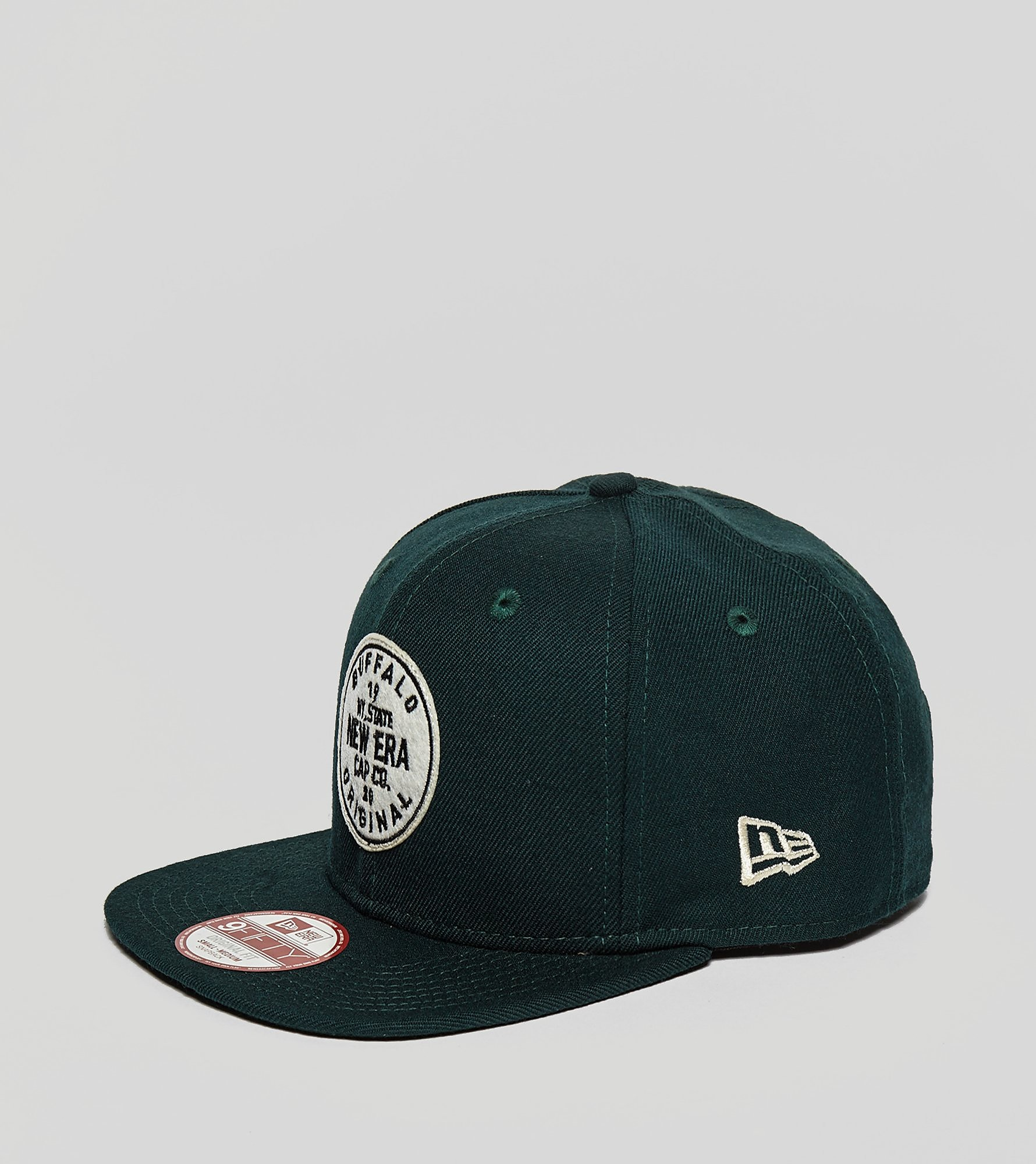 New Era Patch 9FIFTY Snapback Cap - size? Exclusive