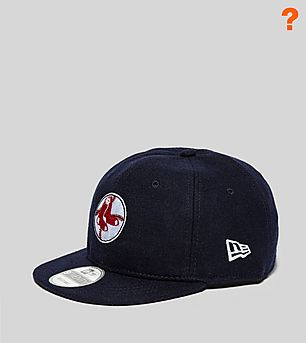 New Era 9TWENTY Redsox Strapback Cap - size? Exclusive