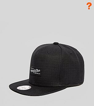 Mitchell & Ness Ripstop Cap - size? Exclusive