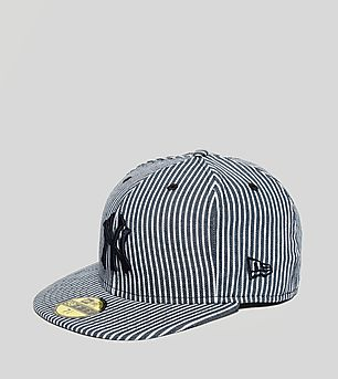 New Era Japan Pinstripe 59FIFTY Fitted Cap