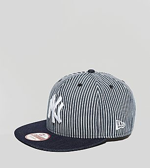 New Era Japan Pinstripe 9FIFTY Strapback Cap