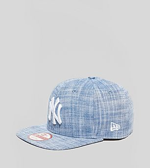 New Era 9FIFTY Chambray Snapback Cap