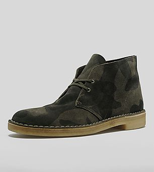 Clarks Originals Desert Boot 'Camo'