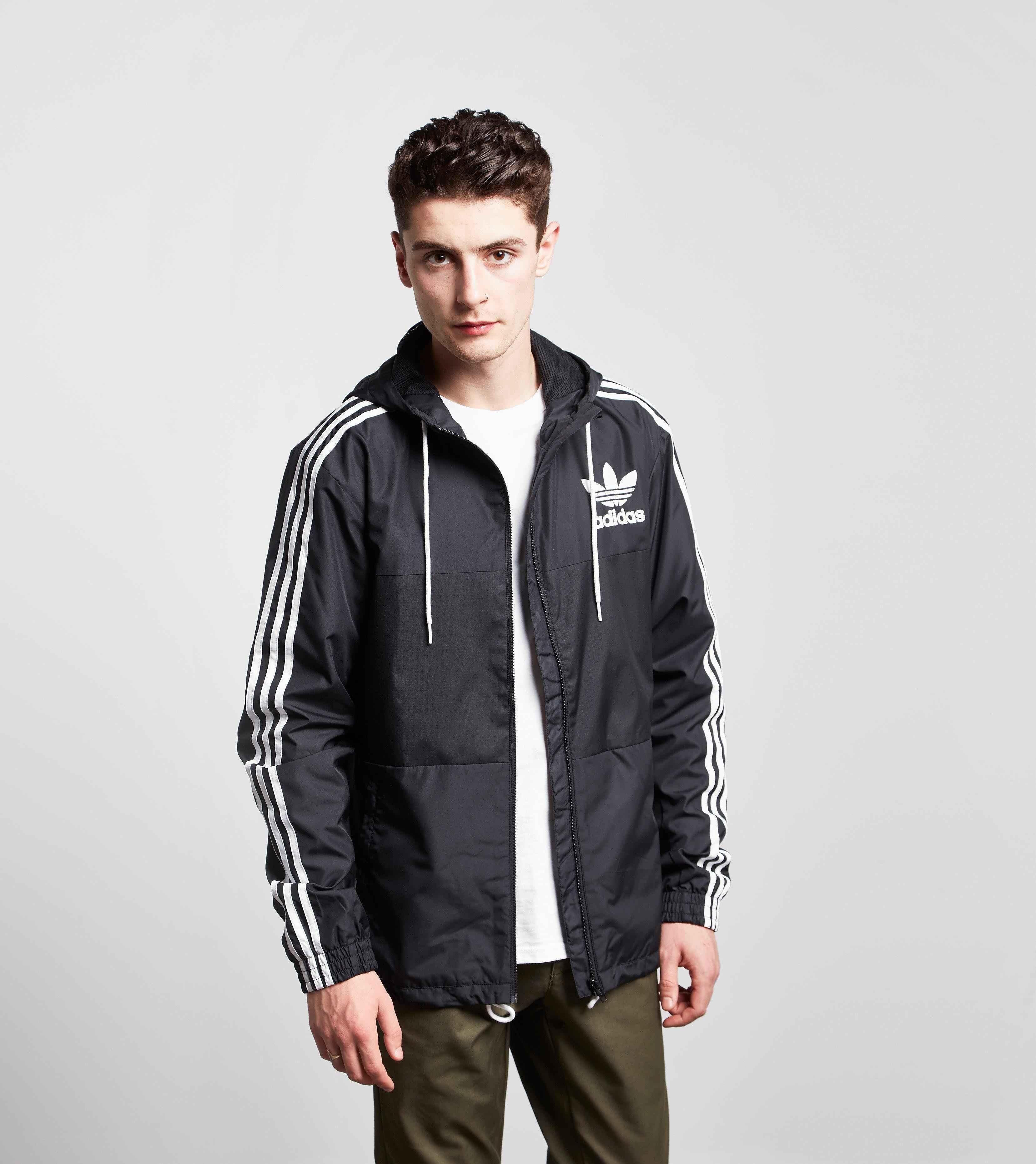 adidas Originals California Windbreaker Jacket