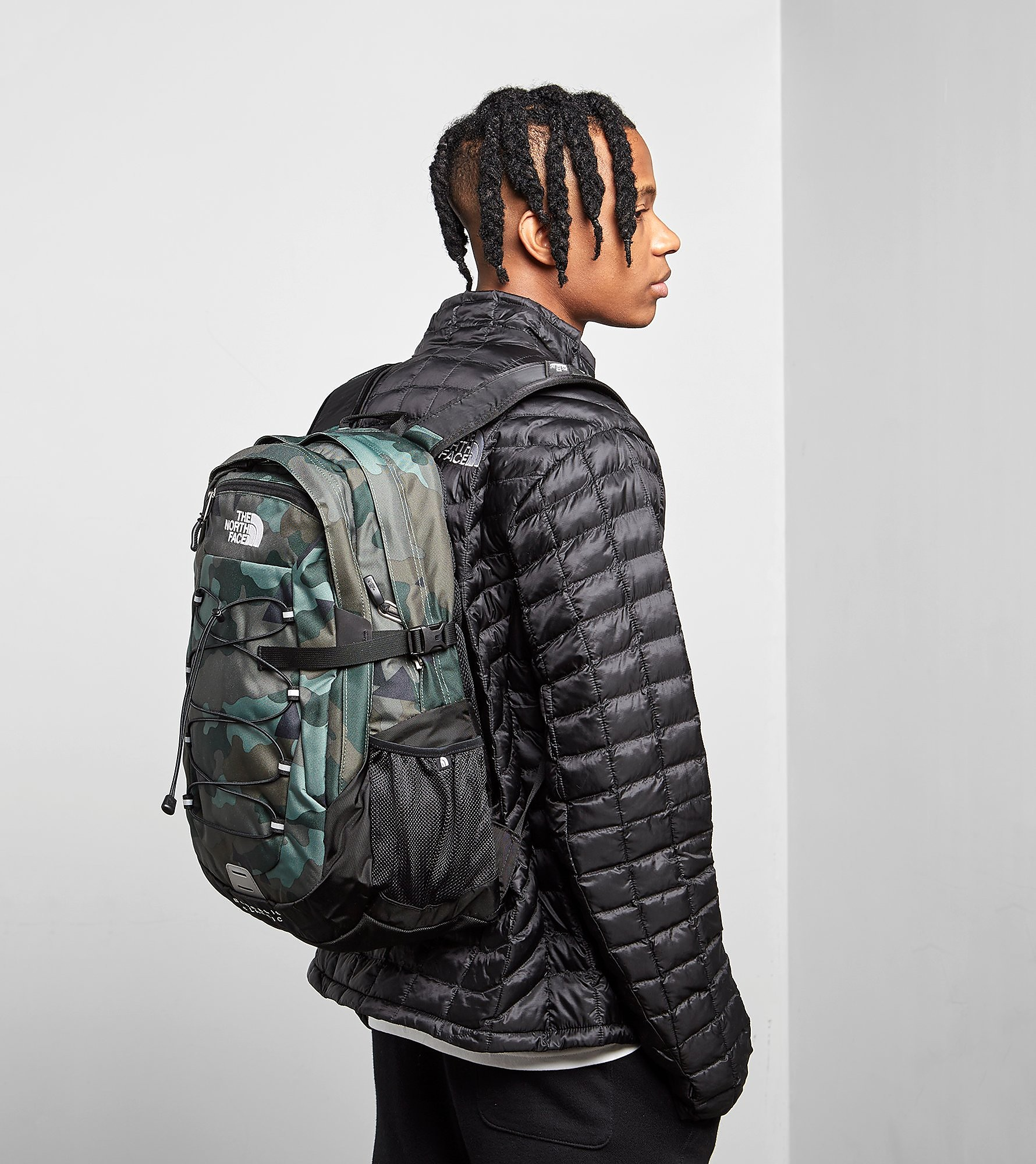 The North Face Borealis Classic Backpack, Camo