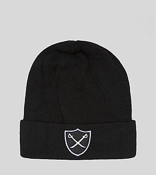 The Hundreds Shield Beanie Hat