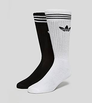 adidas Originals Two Pack Knee Socks