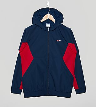 Reebok Woven Full Zip Jacket