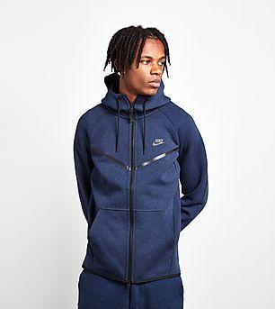 Nike Tech Fleece Hooded Jacket