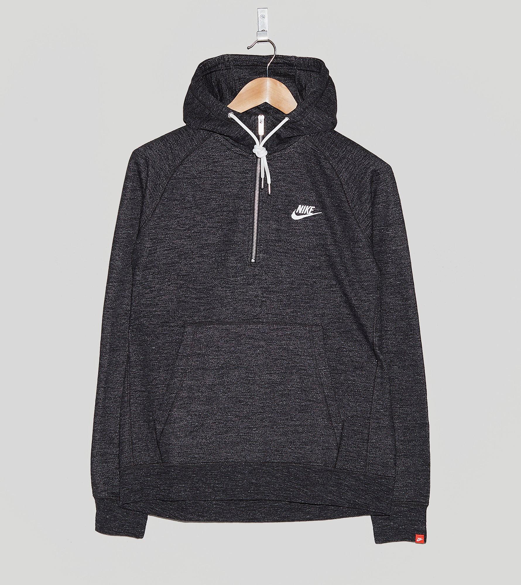 Nike Legacy Half Zip Hoody