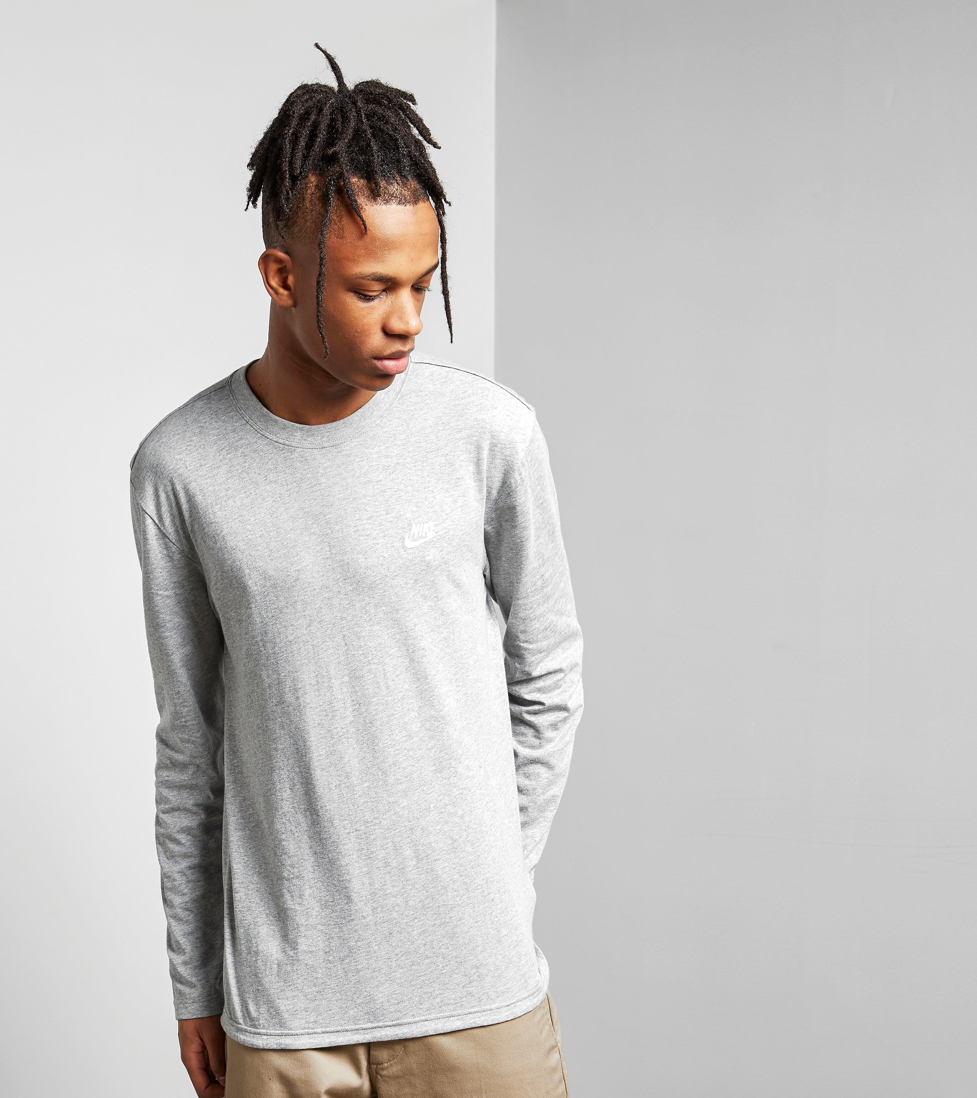 Nike Long-Sleeved Logo T-Shirt