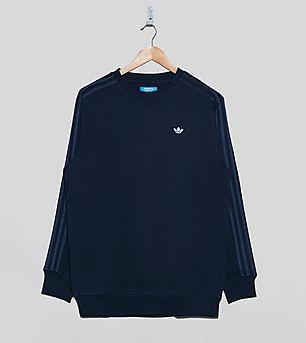 adidas Originals Classic Trefoil Crew Sweatshirt