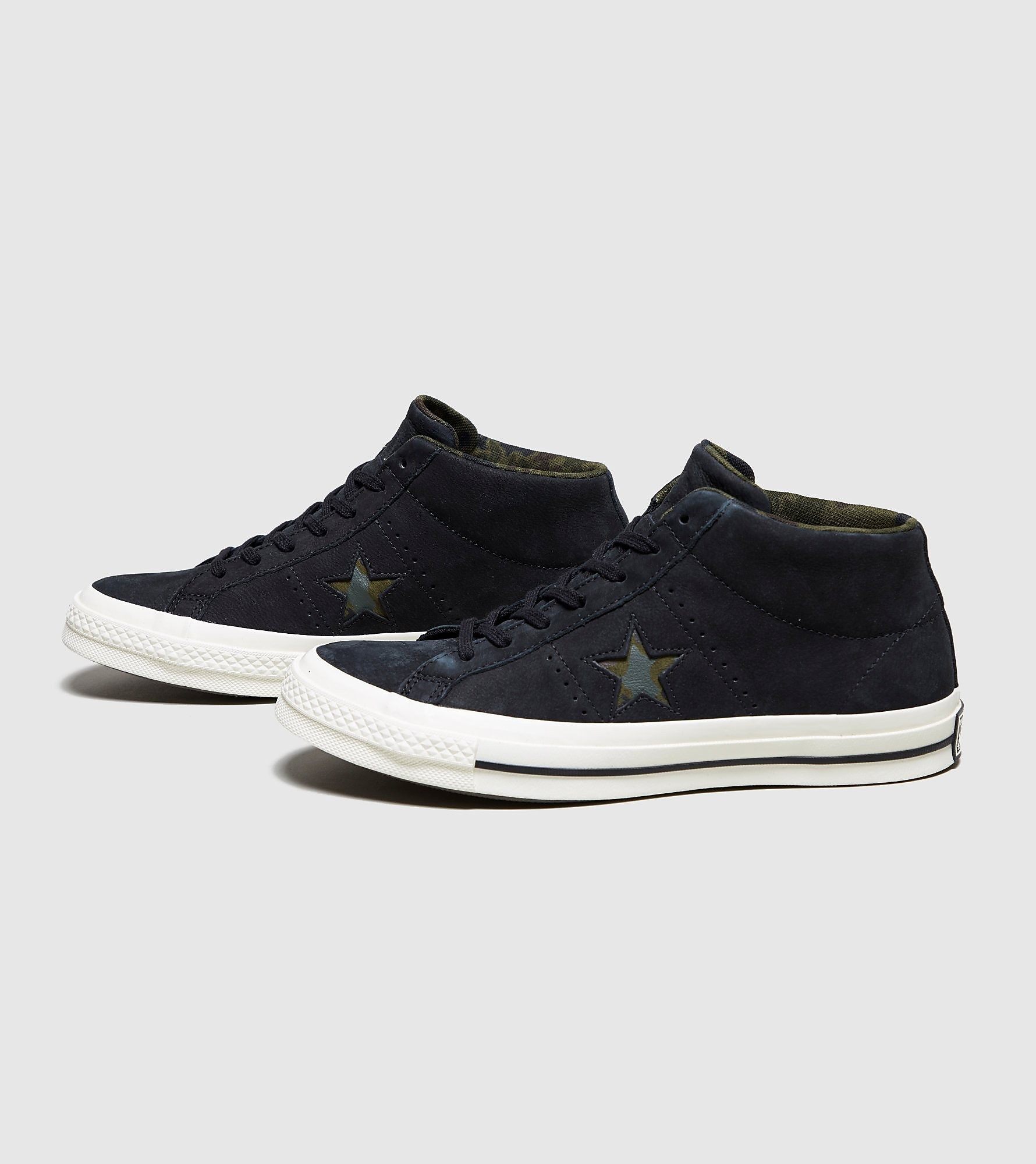 Converse One Star Mid Camo