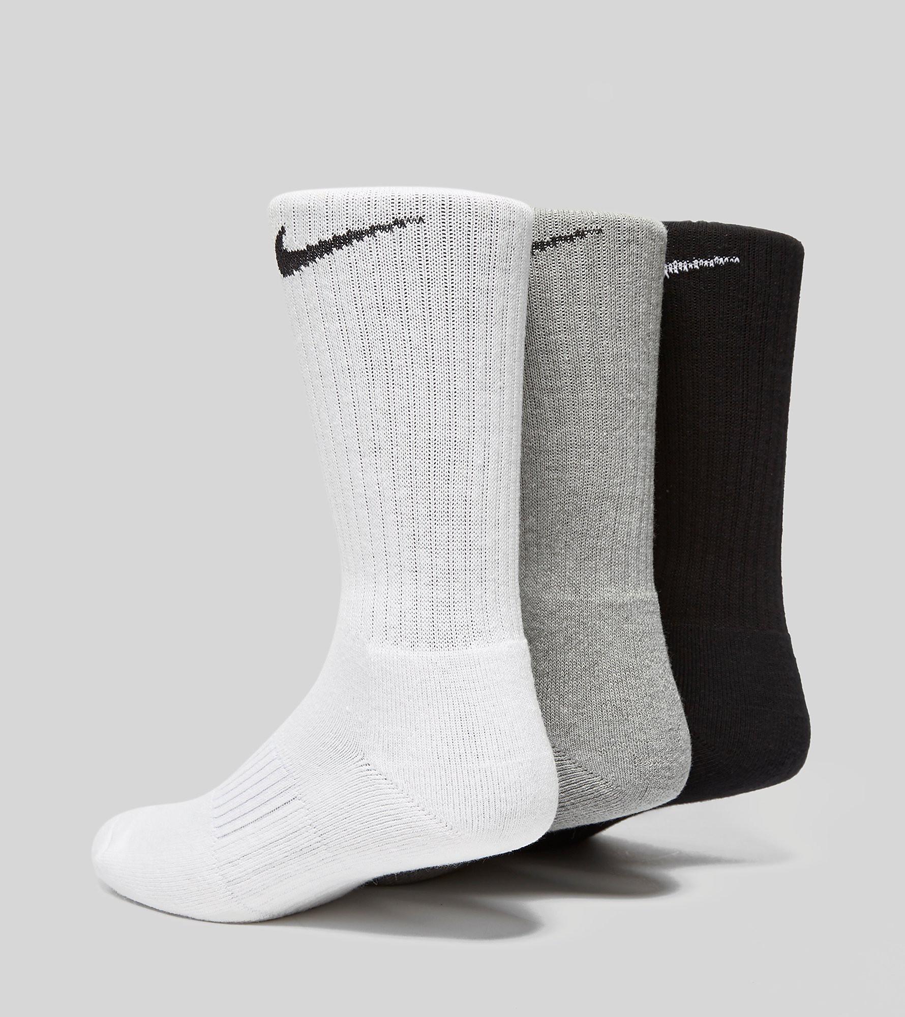 Nike 3 Pack Basic Cuff Socken