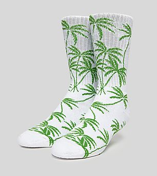 HUF China Beach Socks