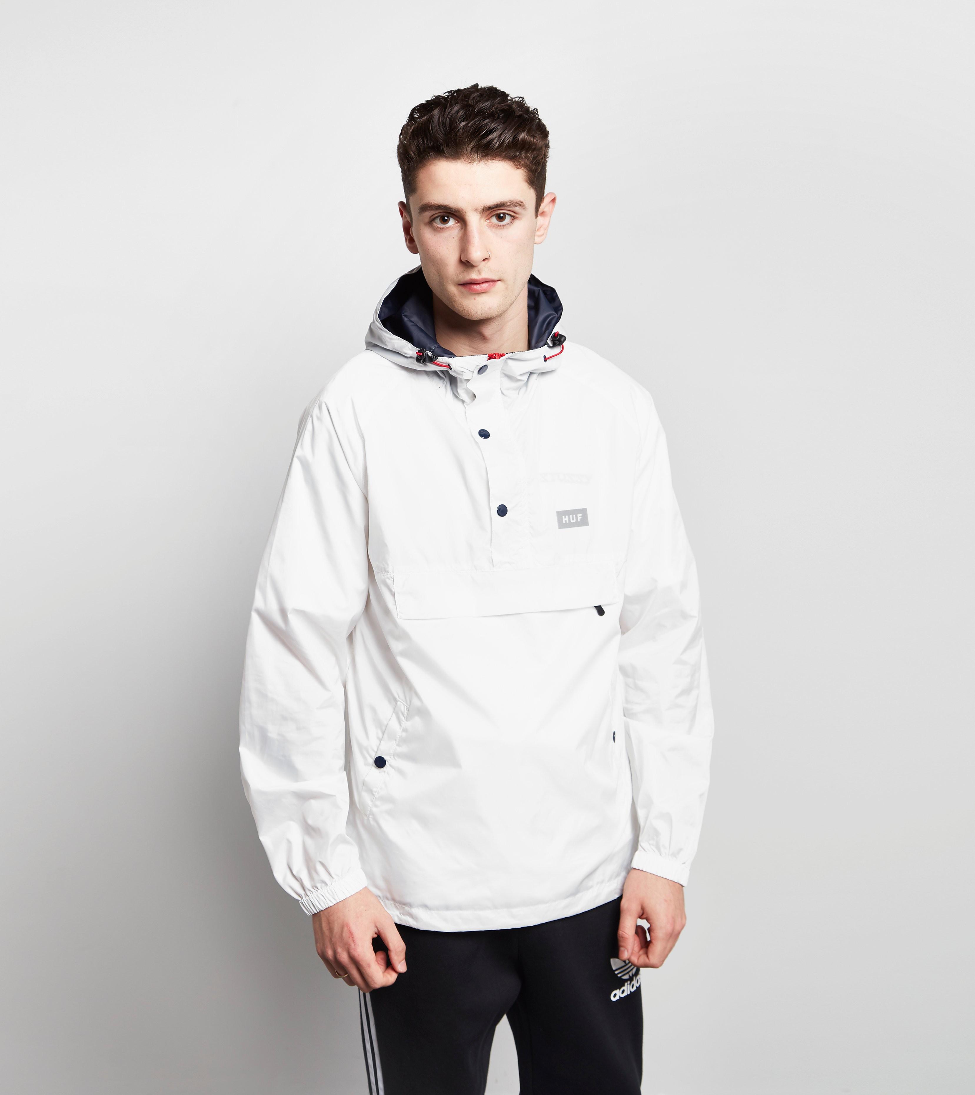 HUF Adapt Half-Zip Jacket