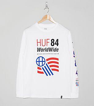HUF 1984 Long-Sleeved T-Shirt