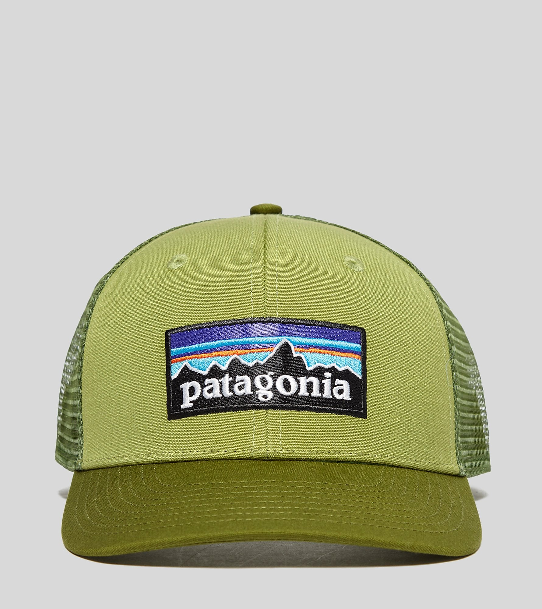 Patagonia P6 Logo Trucker Kasket