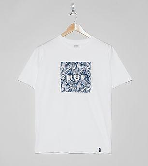 HUF Palm Leaf Box T-Shirt