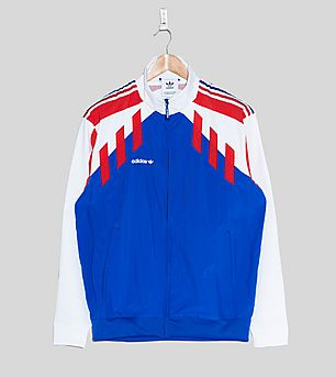 adidas Originals Tricolour Football Tracktop