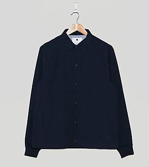 size? essentials Coach Jacket