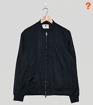 size? Essentials Bomber Jacket