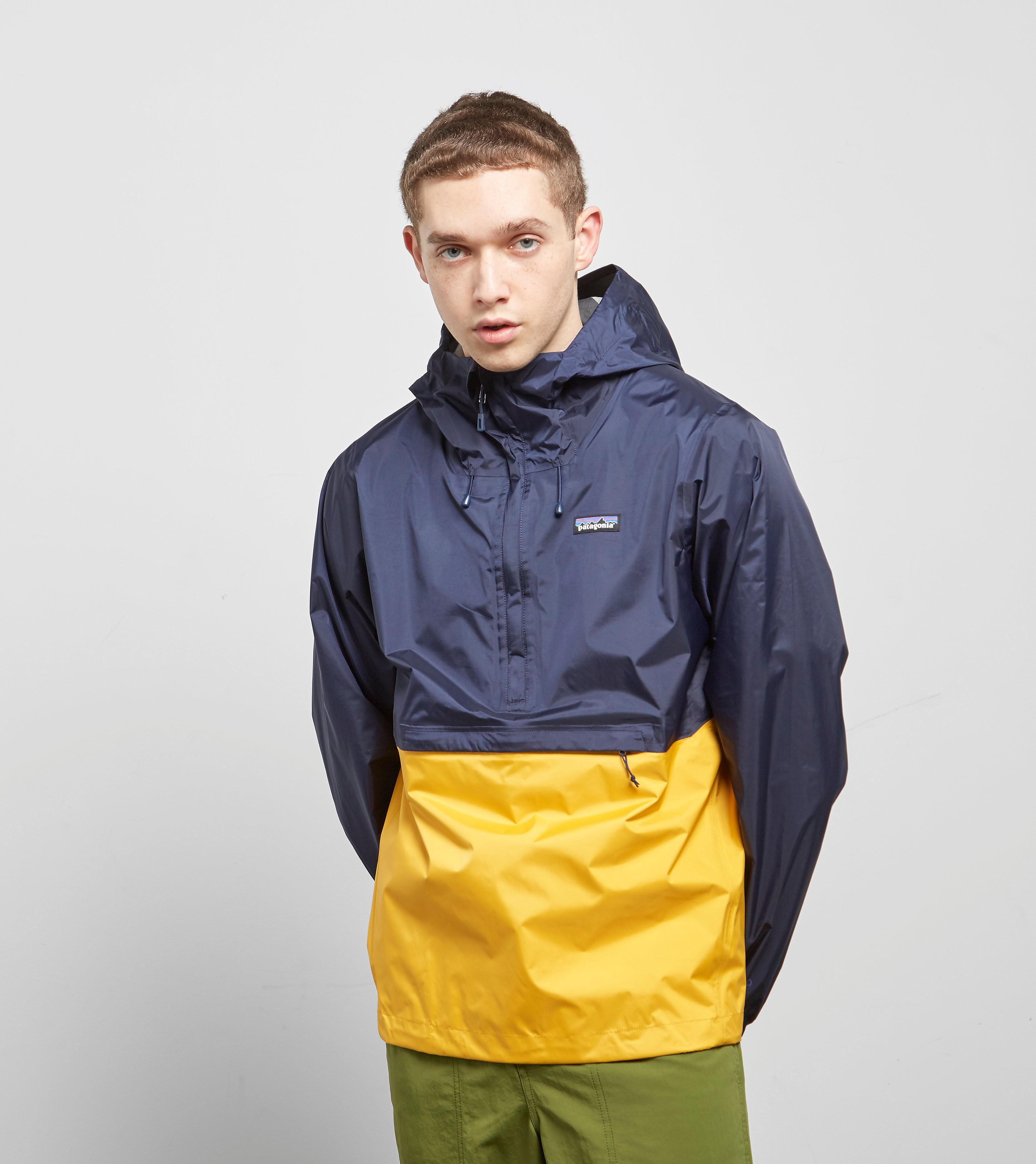 Patagonia Torrentshell Half Zip Jacket