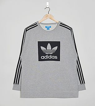 adidas Originals Street Essentials Box Crew