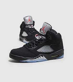 Jordan Air 5 Retro 'Metallic Silver'