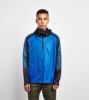 adidas Originals Regular Hooded Windbreaker Jacket
