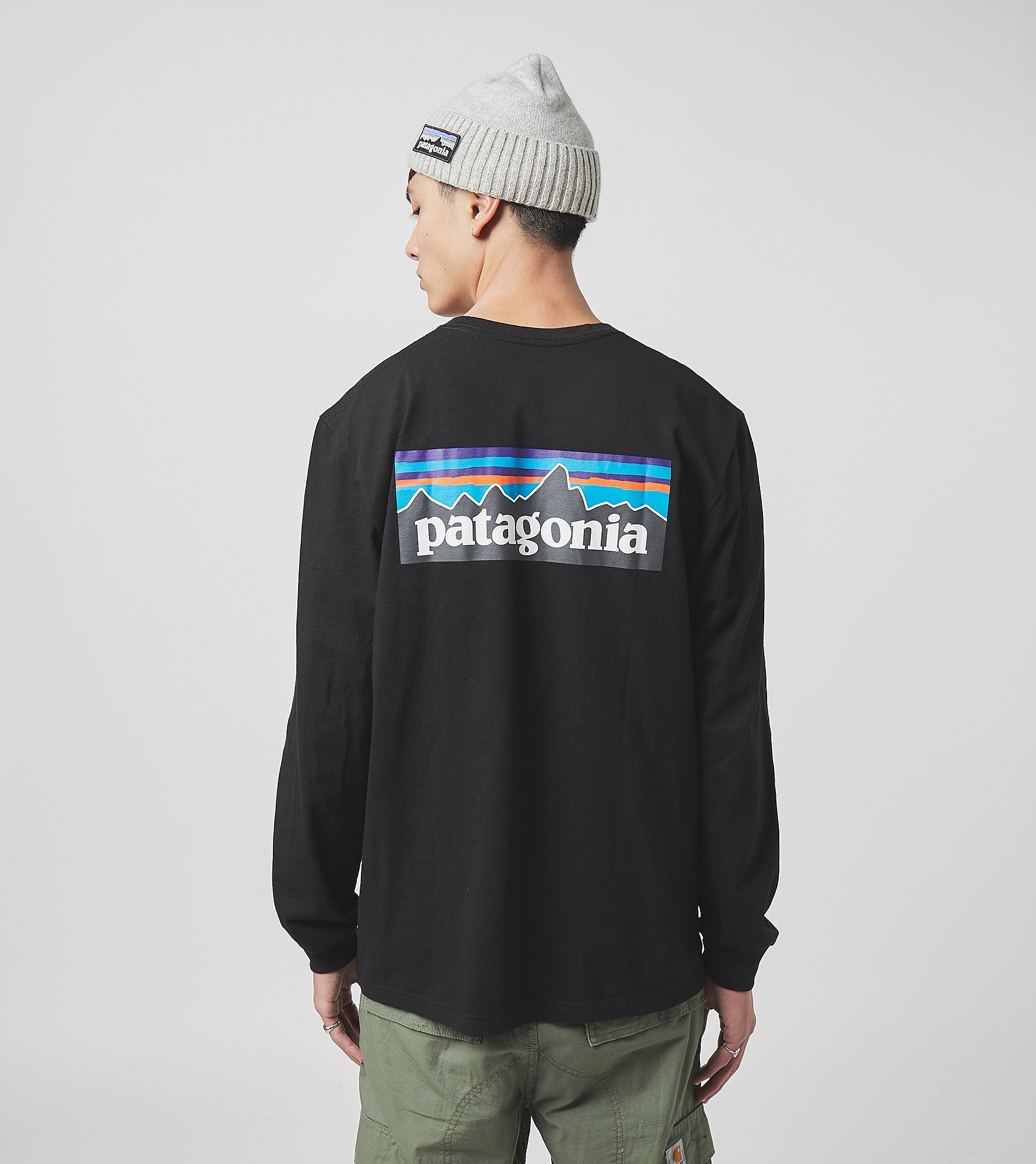 Patagonia Long Sleeved P-6 Responsibili T-Shirt