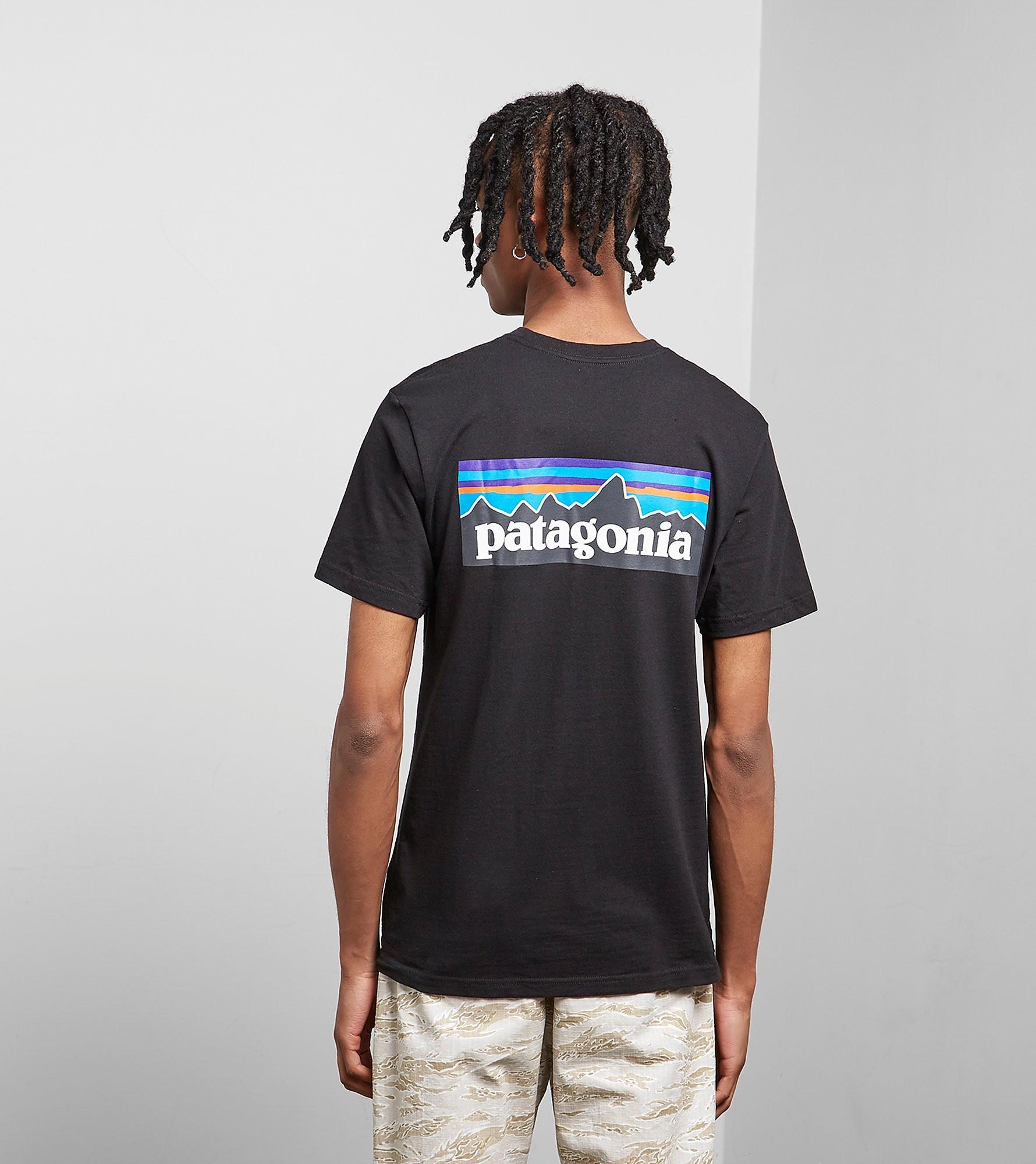 Patagonia T-Shirt P-6 Logo