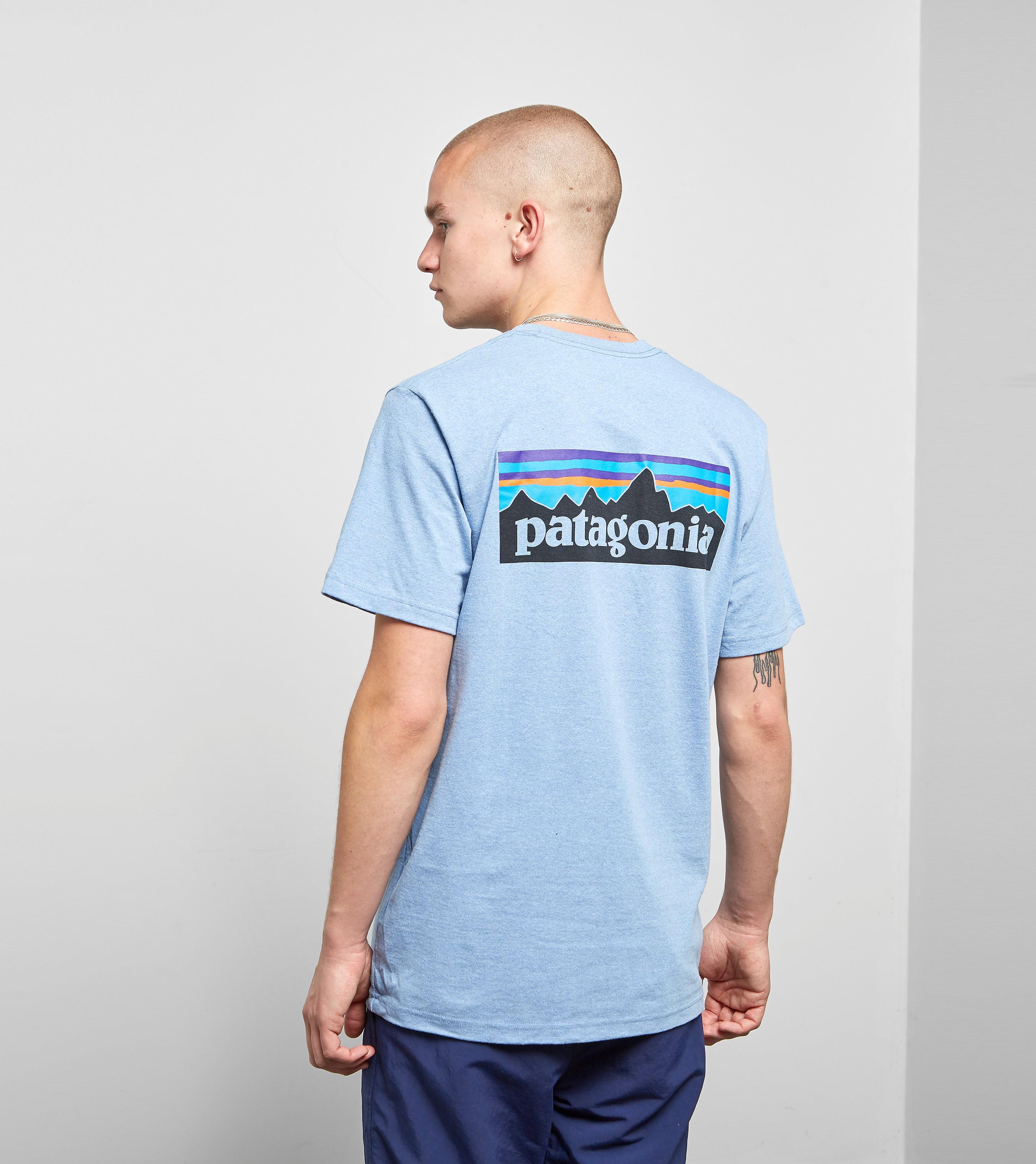 Patagonia T-Shirt P-6 Logo Pocket