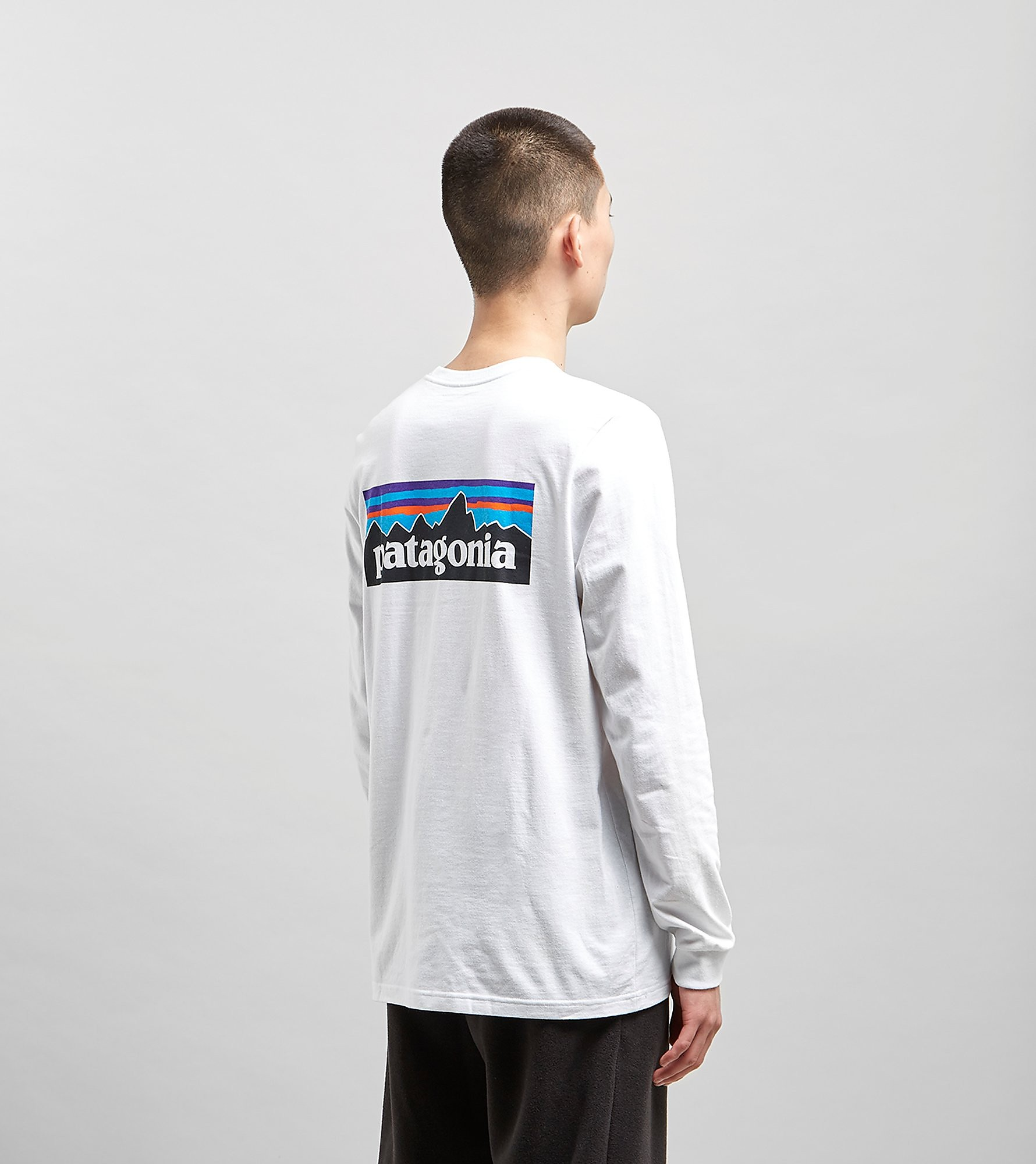 Patagonia P-6 Long Sleeved T-Shirt