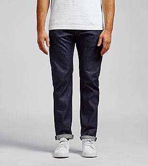 Edwin ED-55 Relaxed Tapered Jeans 'Indigo Unwashed'