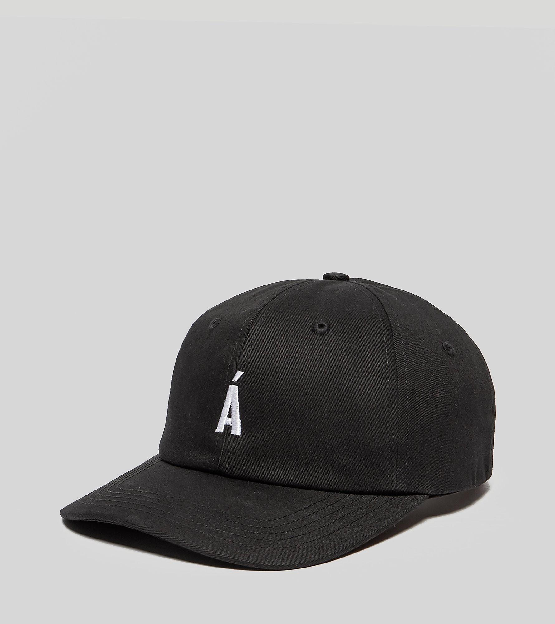 Deva States A Logo Cap