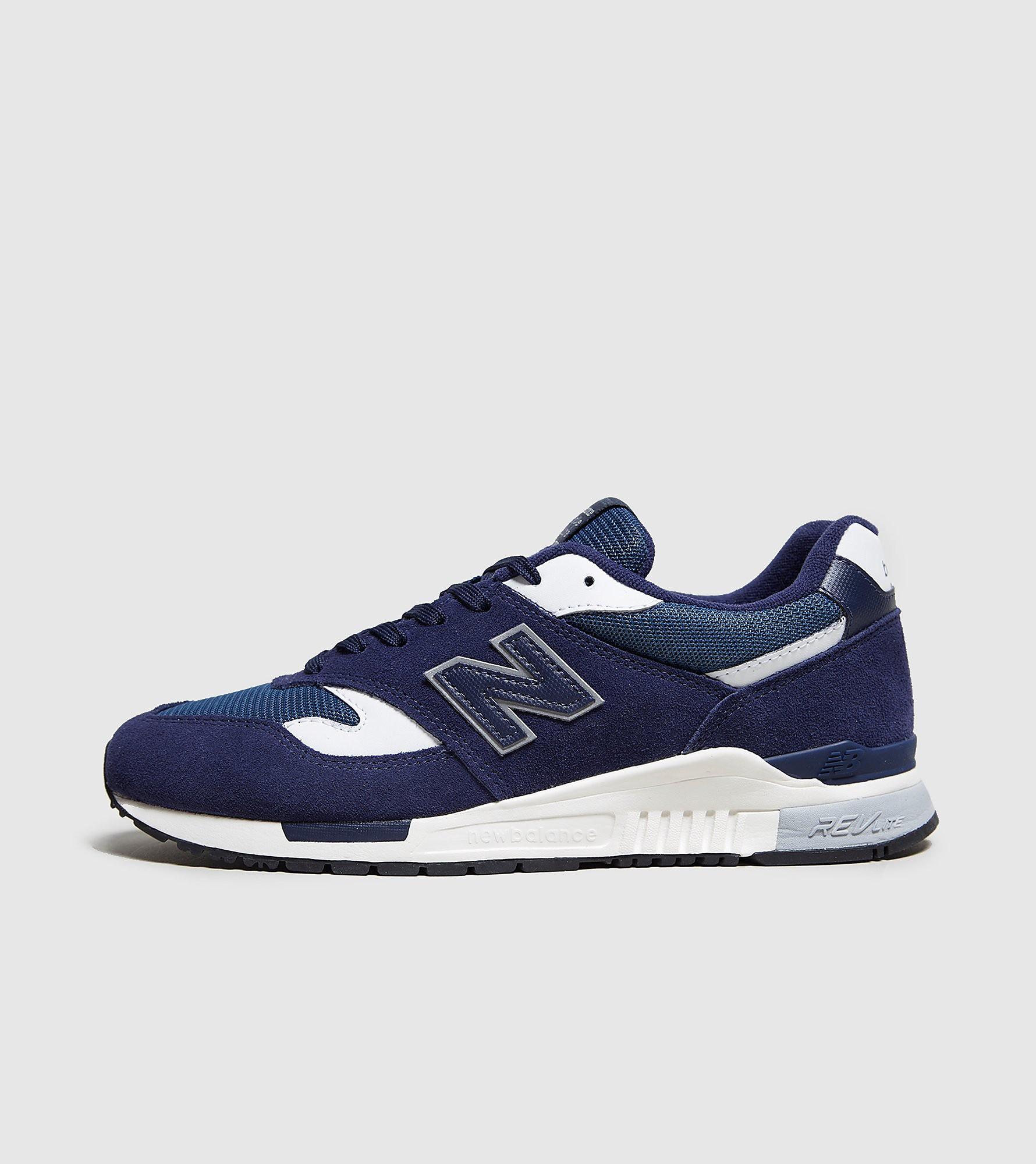 New Balance 840, azul/blanco