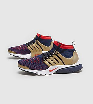 Nike Air Presto Flyknit Ultra 'Olympic' Pack