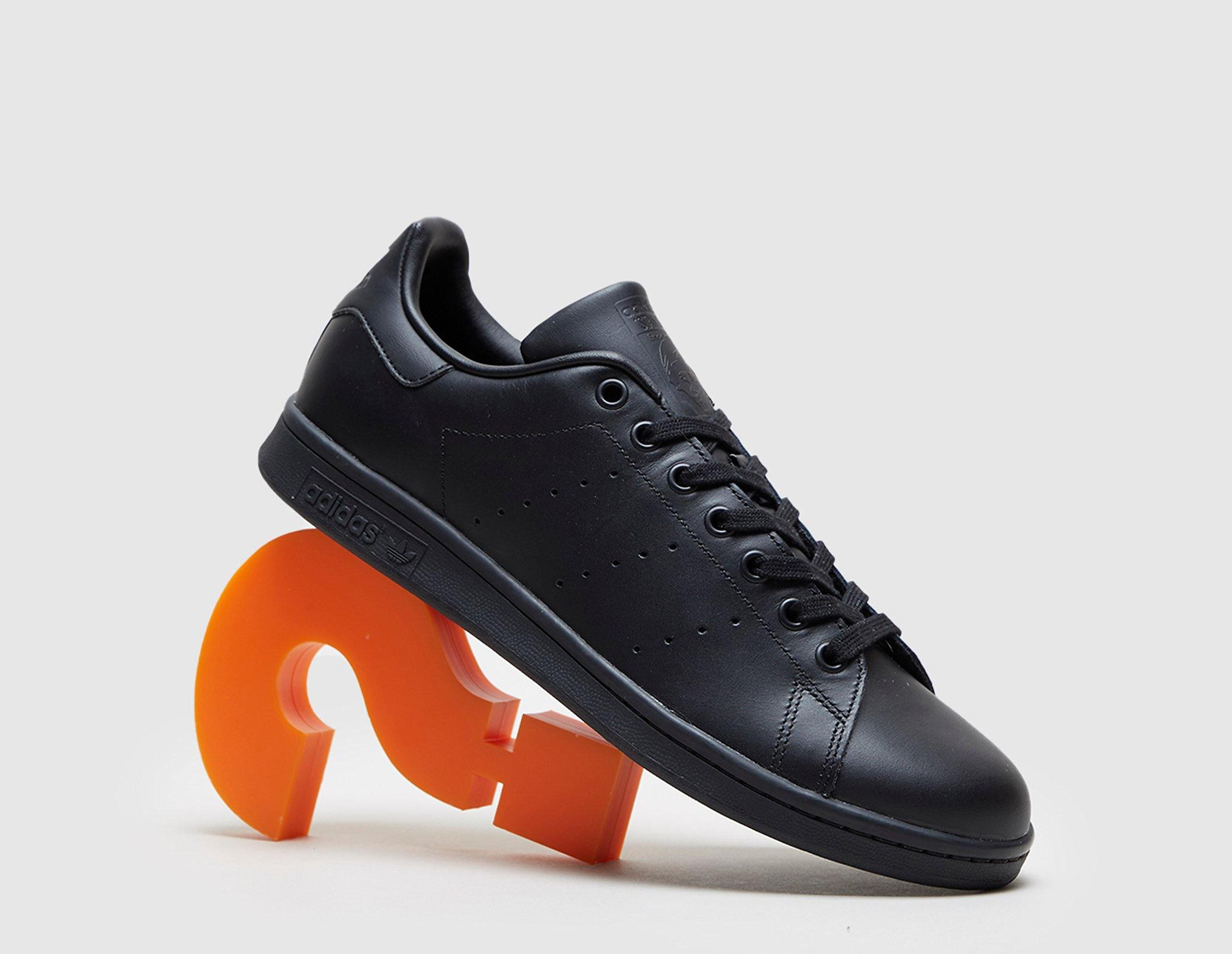 adidas Originals Stan Smith, Black/Black