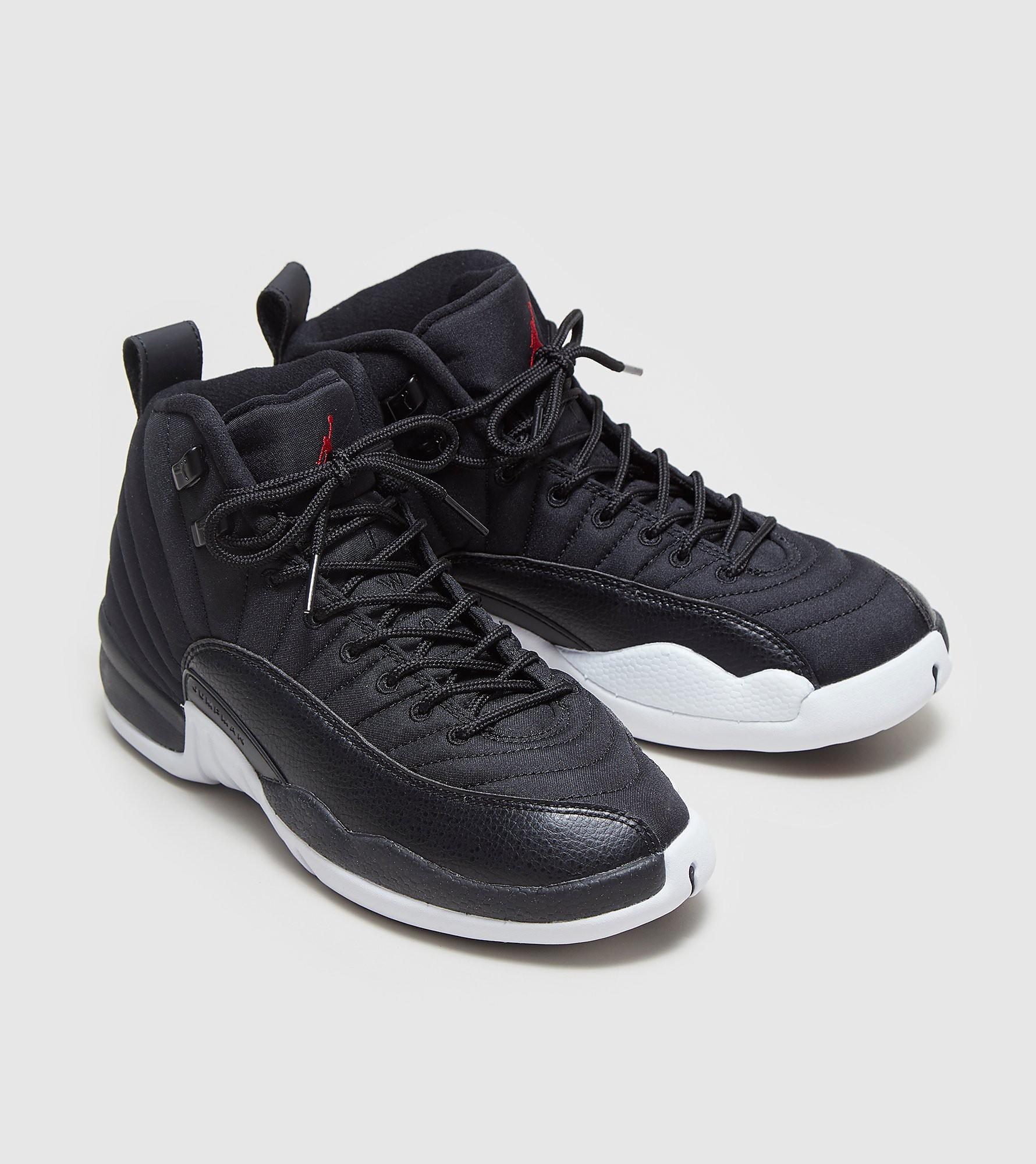 Jordan Air 12 Retro BG 'Black'