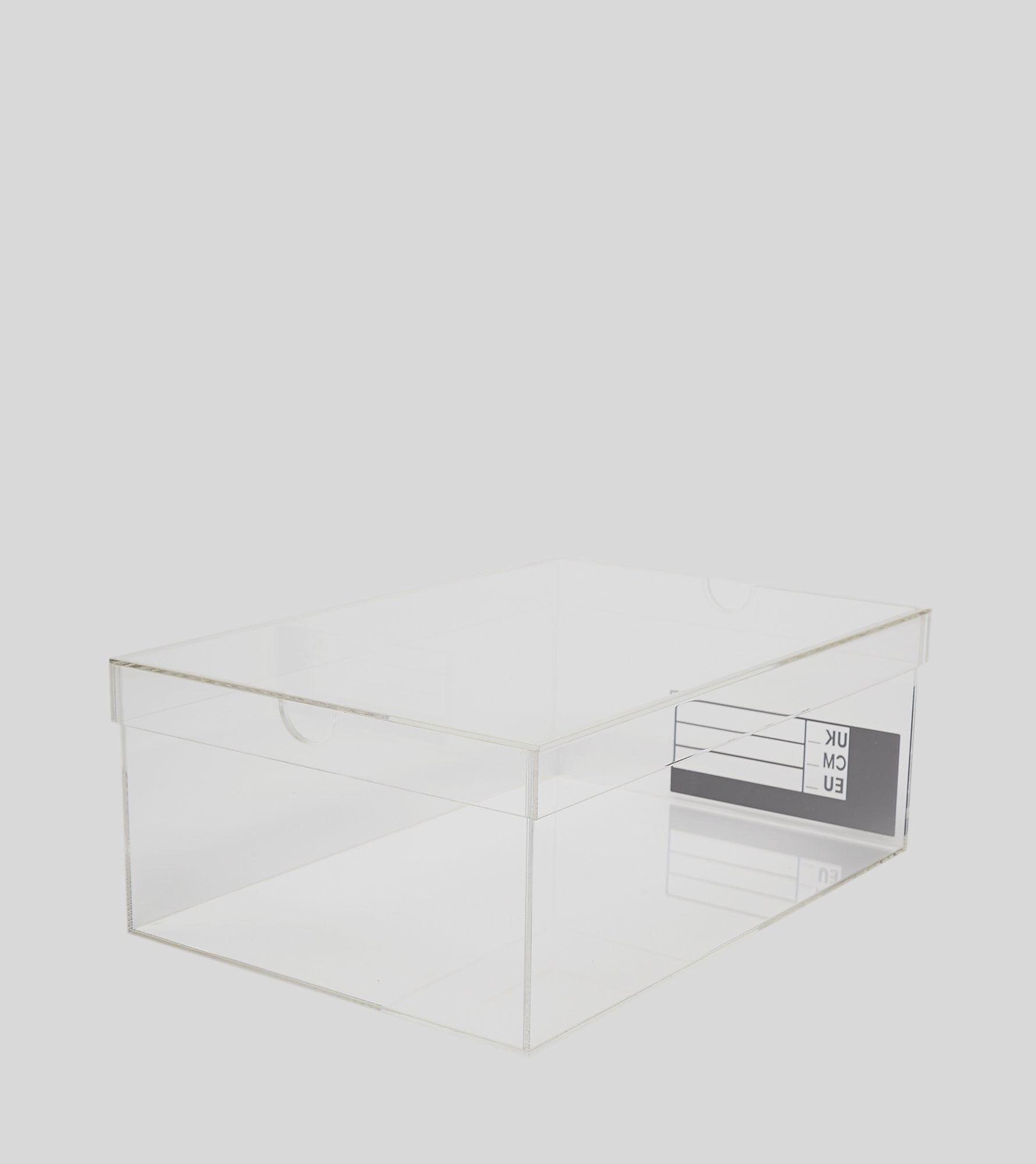 size? Essentials Shoe Storage Box