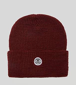 Stussy Mini SS Waffle Knit Beanie Hat